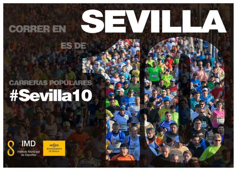 Circuito de Carreras Populares #Sevilla10