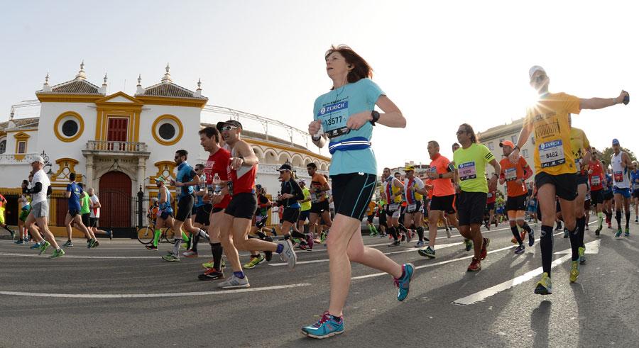 El Zurich Maratón de Sevilla
