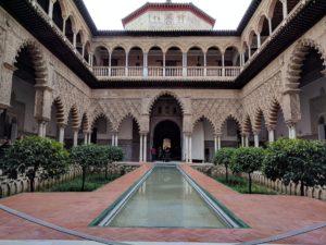 sevillavisita reales alcázares