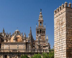 sevillavisita catedral y giralda