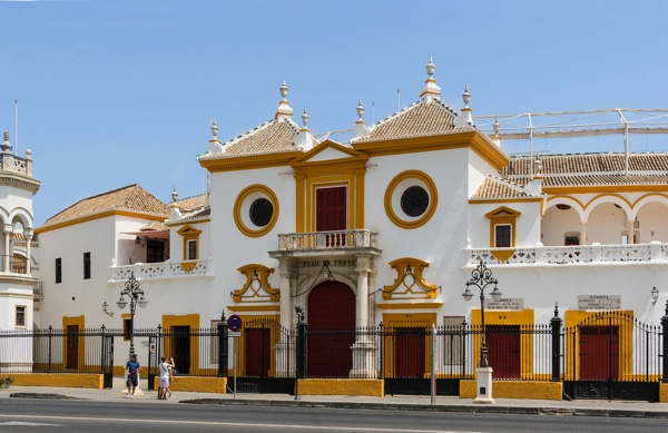 Bullring of the Real Maestranza